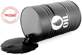 Crude oil futures closed higher in the domestic market on Tuesday