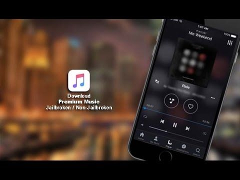 NEW How To Download Unlimited Premium Music On iPhone iOS 9.3.3 / 9.3.5 ...
