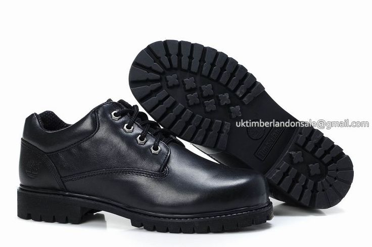 Timberland Chukka Boots For Men Waterproof Oxford All Black $79.00