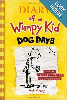 RYDER Dog Days (Diary of a Wimpy Kid, Book 4): Jeff Kinney: 9780810983915: Amazon.com: Books