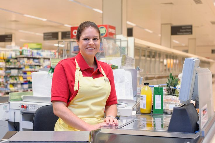 Image result for Working uniform supermarket