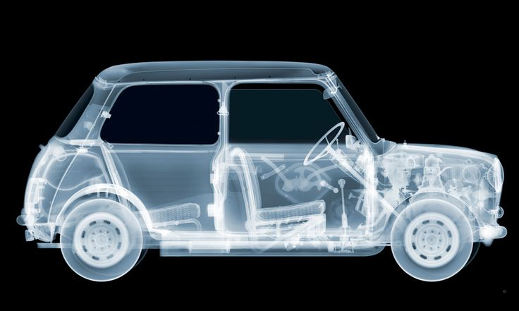 Mini X-Ray Photo