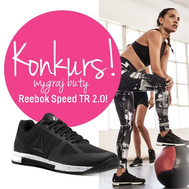 strefa bezeluszka: Najnowsze buty Reebok Speed TR 2.0