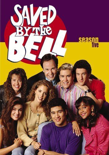Saved by the Bell was a late 80s and early 90s television show that showed the life of high school students at Bayside High. Most were affluent. The biggest problem was dating.    http://www.imdb.com/title/tt0096694/