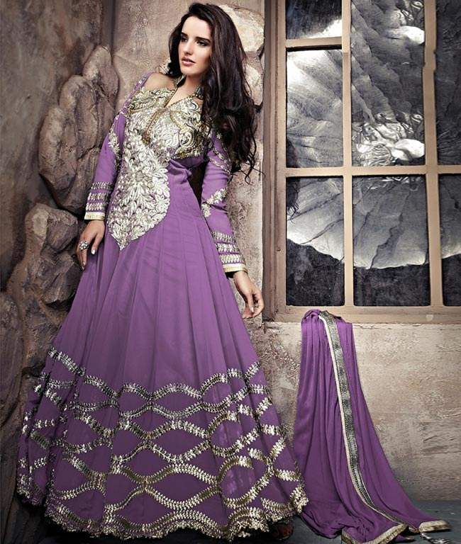 Show your style at any #wedding or #party with these latest Wedding #AnarkaliSuits. Shop Now: - http://www.shoppers99.com/anarkali_suits/wedding_anarkali_suits_collection