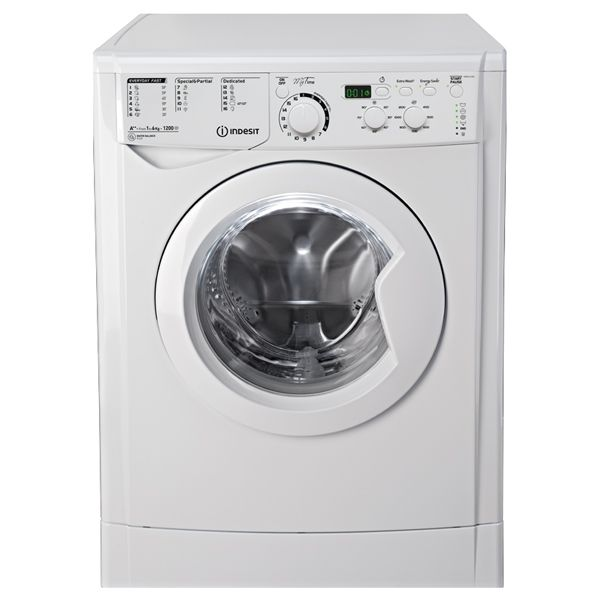 Masina De Spalat Rufe Frontala Indesit Ewsd61252w 6kg 1200rpm A Alb E Site Washing Machine Home Appliances