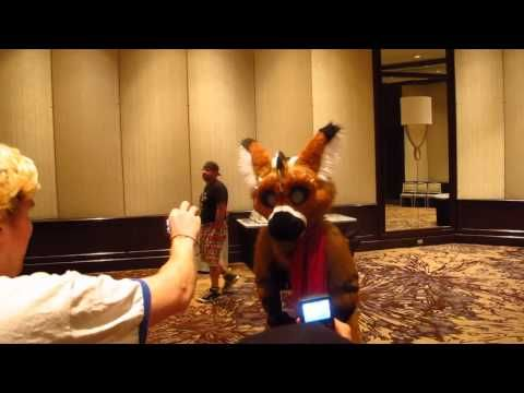 Anthrocon 2013: The Fast and the Cutest (starring Telephone) - YouTube