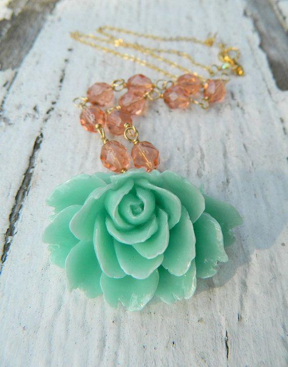 peach verde azul peach green blue pinterest gems sea foam and coral. Black Bedroom Furniture Sets. Home Design Ideas