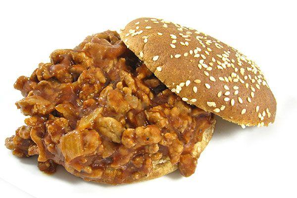 Skinny Barbecue Sloppy Joes | Popular, Sloppy joe and Barbecue