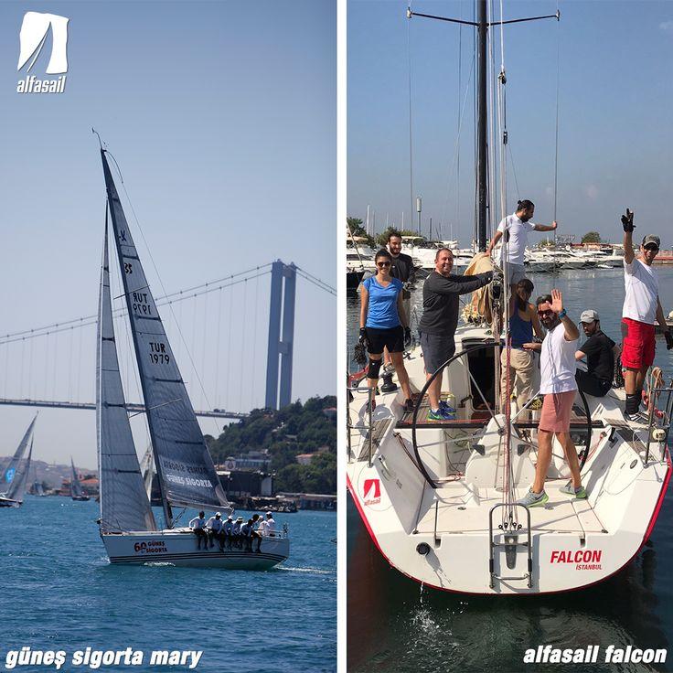 16-17 Eylül günü bu tıl 3.sü düzenlenecek olan Tayk Burgan Leasing İstanbul Cup Yarışına katılıyoruz. IRC2 sınıfında Deniz YILMAZ kaptanlığında Güneş Sigorta Mary, IRC3 sınıfında Emre Kuzlu kaptanlığında alfasail falcon ile yarışacağız. 2 günde toplam 4 adet şamandıra yarışı planlanıyor. Keyifli bir haftasonu bizleri bekliyor. Yarışacak tüm ekipler başarılar dileriz.