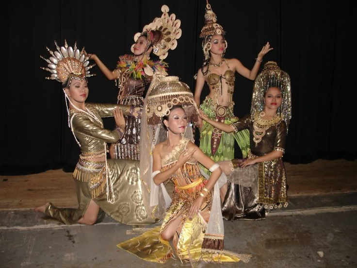 Philippine Cinema and Performing Arts (Folk Dances and
