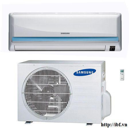 Điều hòa treo tường Samsung AS09TU một chiều lạnh công suất 9.000Btu/hhttp://ibf.vn/sanpham/1386/170/Samsung.html