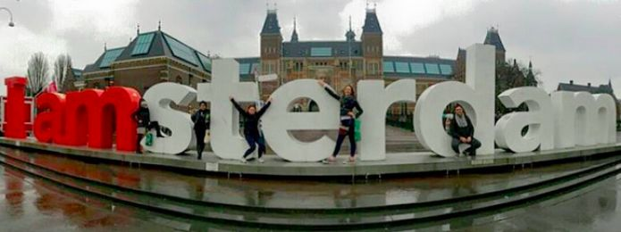 Part 2/3 of Spring Break in Amsterdam post on TheBrookeBook.com