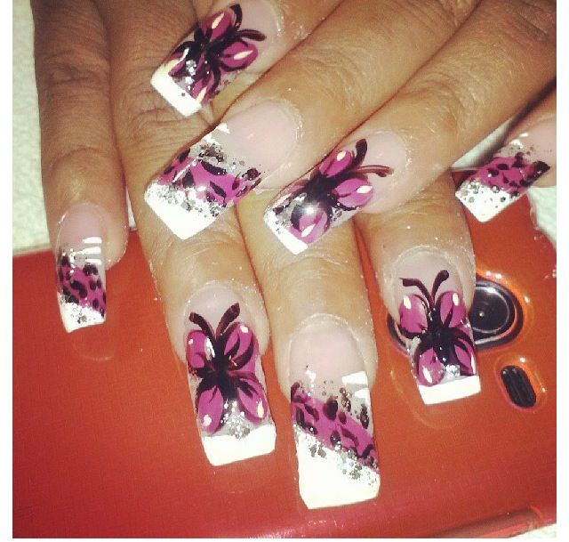 139 Best Images About Nail Art Butterflies On Pinterest
