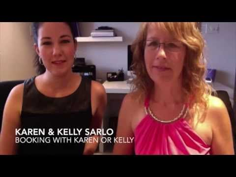 Booking with Karen or Kelly Give us a call or visit our websites for contact info, but understand that you're booking with one or the other! If you're not sure who to make that appointment with, not to worry! We're both here to support you in the decision!  bysarlo.com