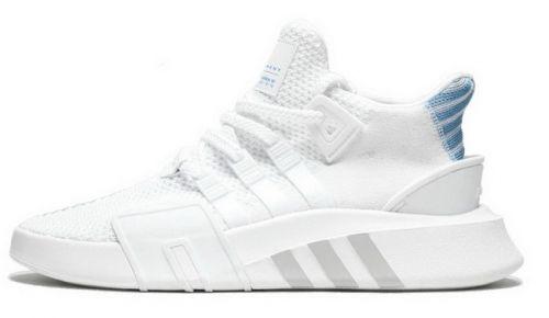 Shop Adidas EQT Basketball ADV Star same style Shoes AC7354 White Light Blue ed498ca33