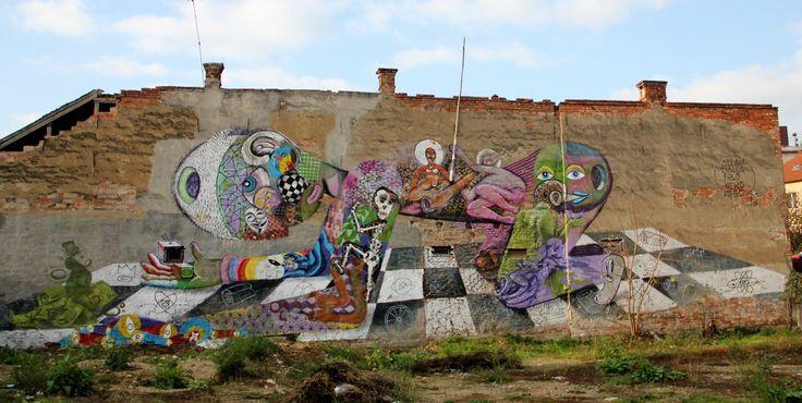 Imagini pentru KERO ZEN street art