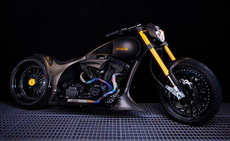 MS Artrix 'Black Gold' - http://msartrix.com/bike-gallery/special/blackgold