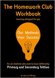 THE HOMEWORK CLUB WORKBOOK  Learn the ethos & see examples of lessons across subjects by the Award Winning The Homework Club Team. What's important in setting up your own Homework Club experience?