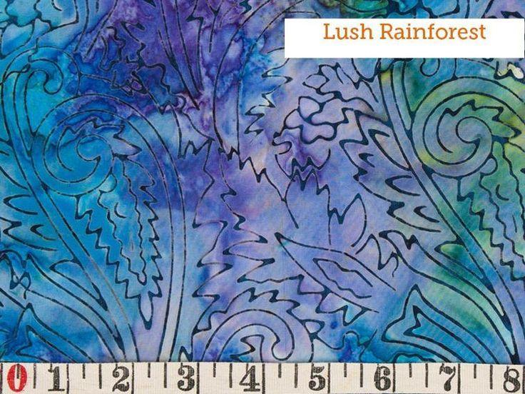 RJR Malam Batiks Fabric by the Yard | Craftsy