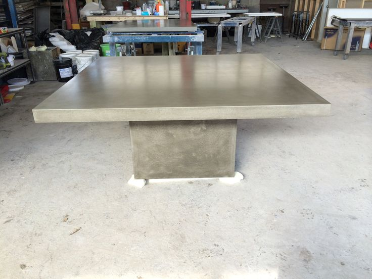 20 Best Images About Polished Concrete Tables On Pinterest Powder Concrete Design And The O 39 Jays