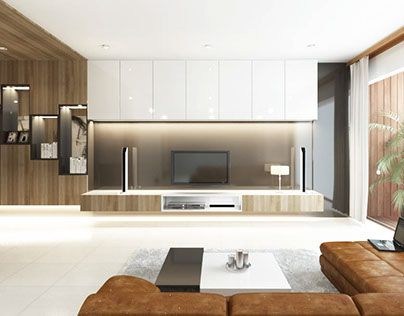 """Check out new work on my @Behance portfolio: """"Setra Duta House"""" http://on.be.net/1GgIY3s"""