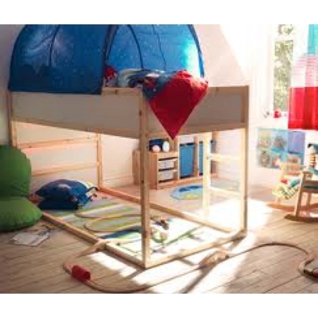 Ikea Affordable Kids Room.