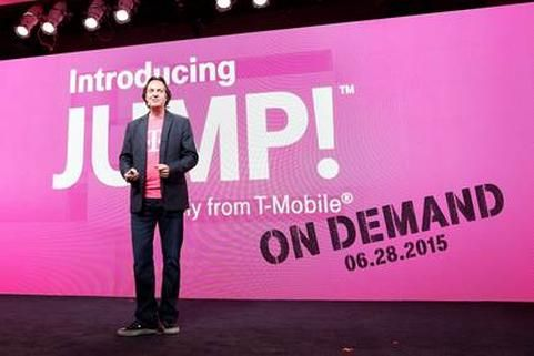 T-Mobile will let you upgrade your smartphone anytime you want  But there's a catch: You have to commit to a new smartphone as part of the new upgrade program. Also, only a select number of flagship phones are available for an upgrade.