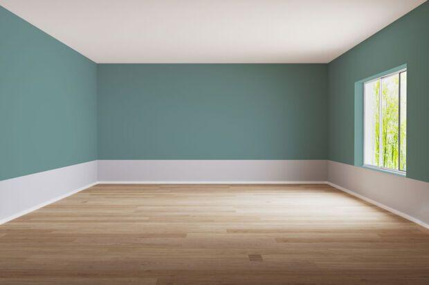 Raumwirkung Durch Wandfarbe So Wirken Kleine Räume Größer