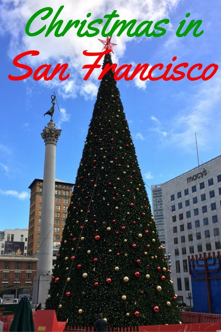 Planning to travel to the City by the Bay for the Christmas season? Don't miss these 10 kid-friendly holiday attractions and events in San Francisco, California.