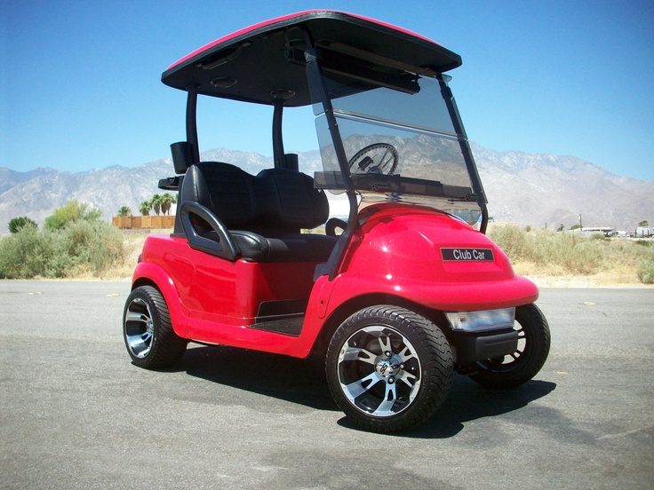 36 Best Images About Golf Carts On Pinterest Cars For