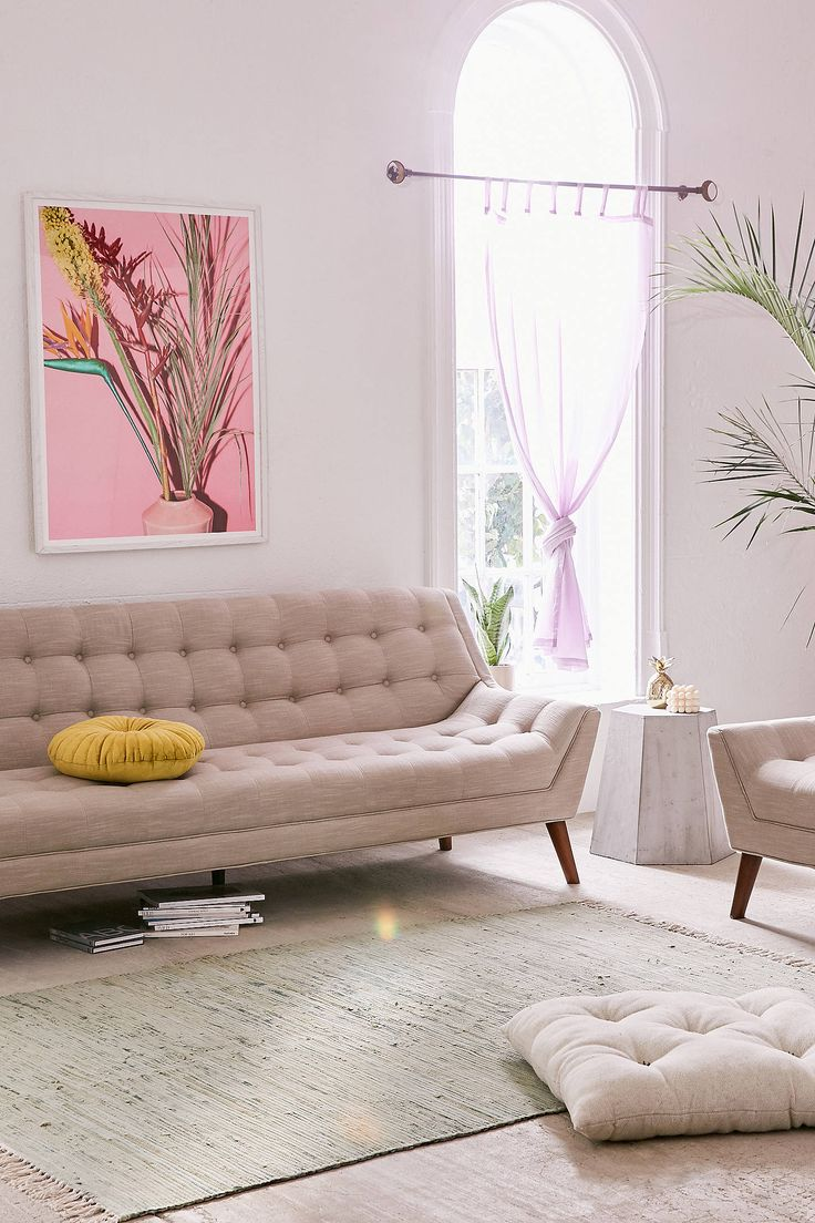 Shop Barnett Sofa at Urban Outfitters today. We carry all the latest styles, colors and brands for you to choose from right here.