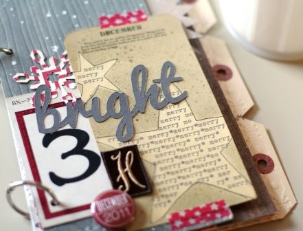 Seriously...brains.: bright. December Daily inspiration