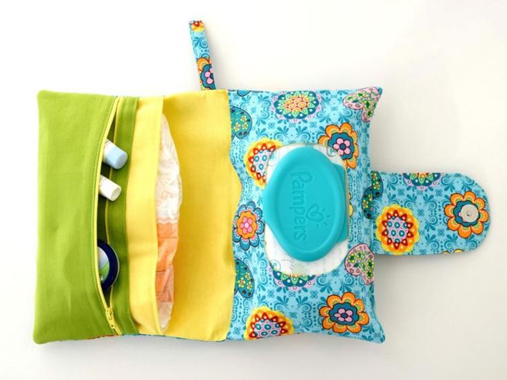 Ultimate Diaper Clutch (Nappy Wallet) | Craftsy