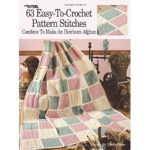63 Easy-to-Crochet Pattern Stitches (Leisure Arts #555) (Paperback)  http://howtogetfaster.co.uk/jenks.php?p=1574866346  1574866346