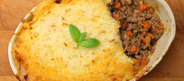 Shepherd's Pie – Le hachis parmentier irlandais