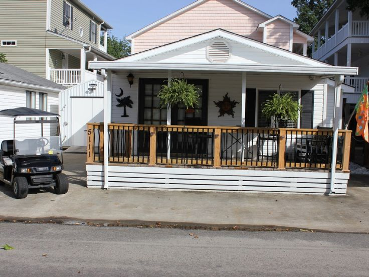 House vacation rental in Ocean Lakes from