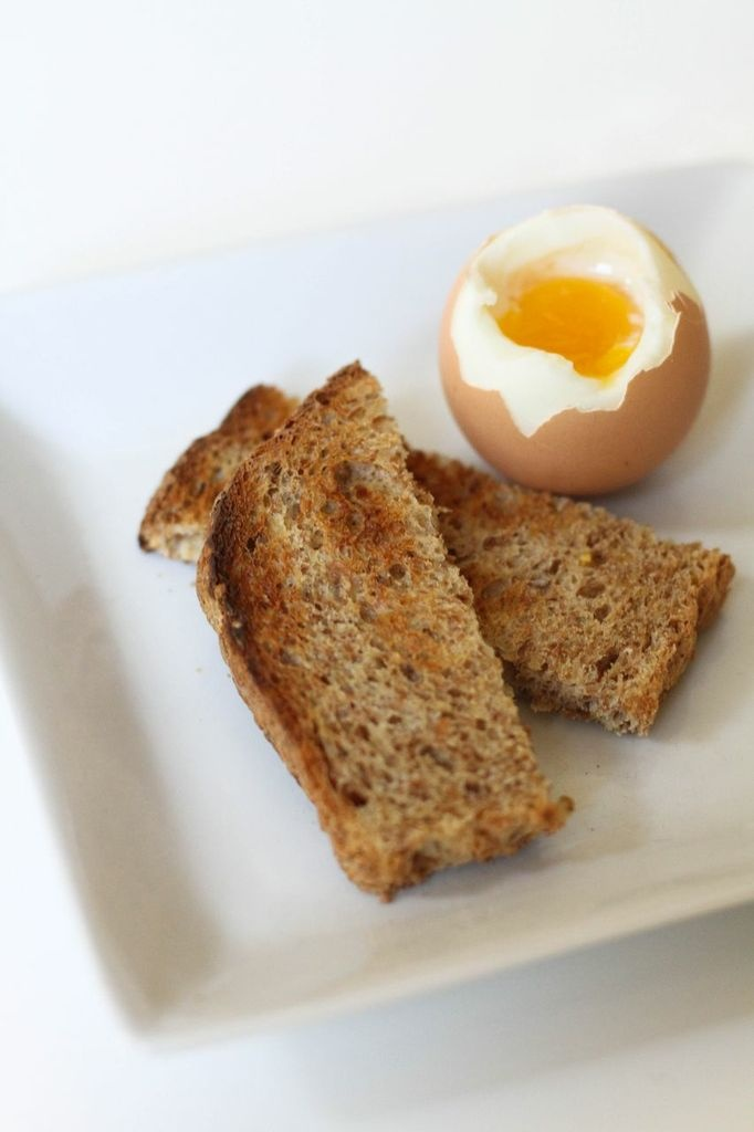 12 Simple Breakfast Recipes // Soft Boiled Egg and Toast