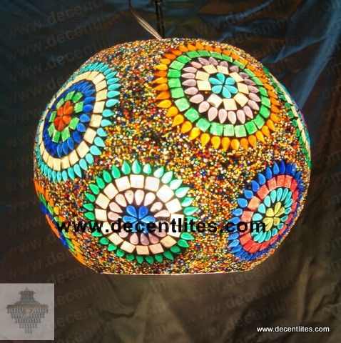 Glass Mosaic Hanging Item No. - DL6006