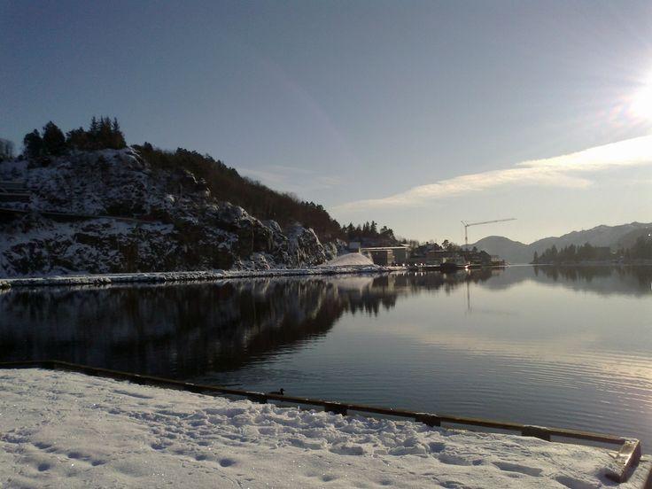 Stockholm in winter, Sweden . More photos: Wirtualna Szwecja pl