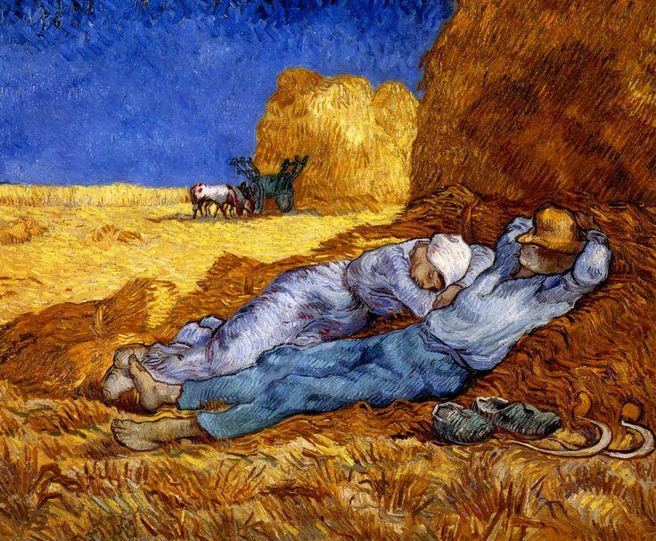 Vincent van Gogh | The Wheat Field series / La serie Campi di grano