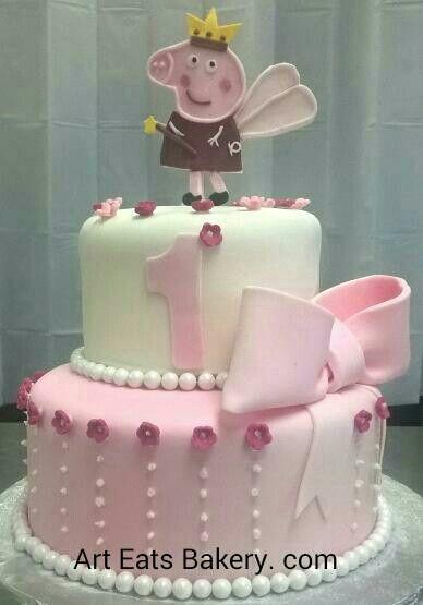 Modern St Birthday Cakes
