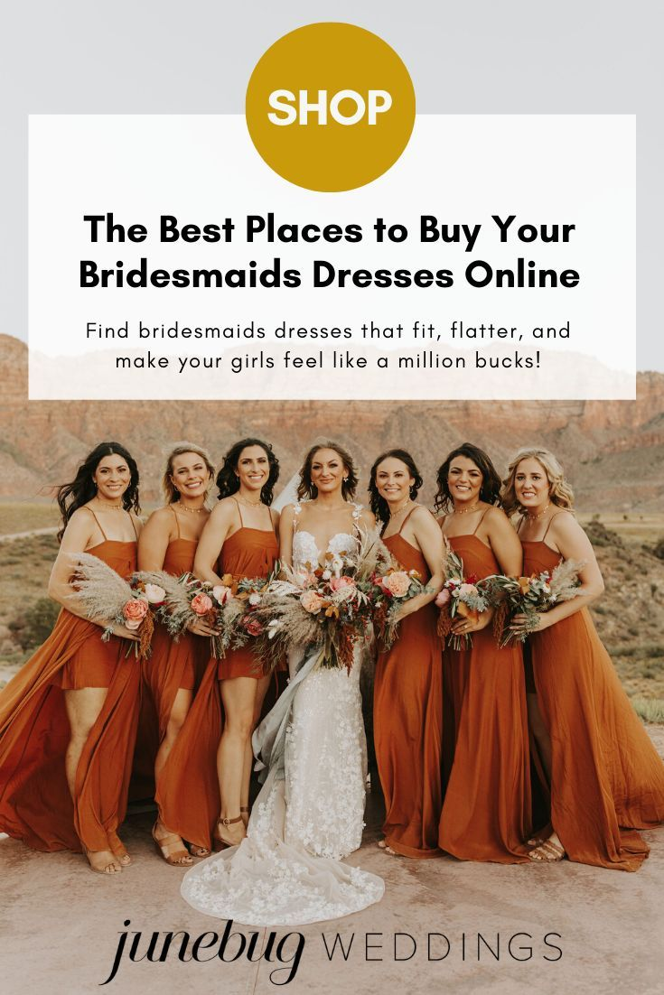 The Best Places To Buy Bridesmaids Dresses Online Bridesmaid Buy Bridesmaid Dresses Find Bridesmaid Dresses