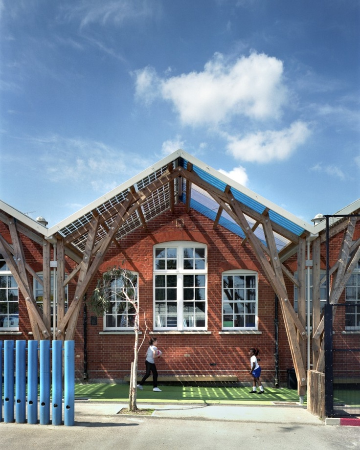 Westborough Primary School / Cottrell