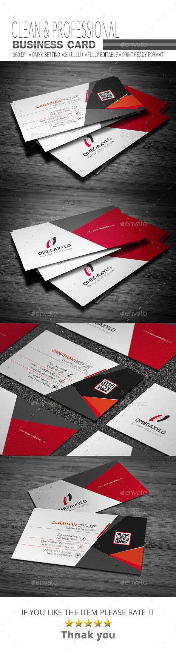 392 best name card images on pinterest business card design corporate business card reheart Image collections