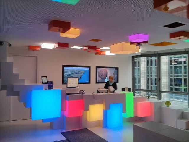 Google Office Hamburg