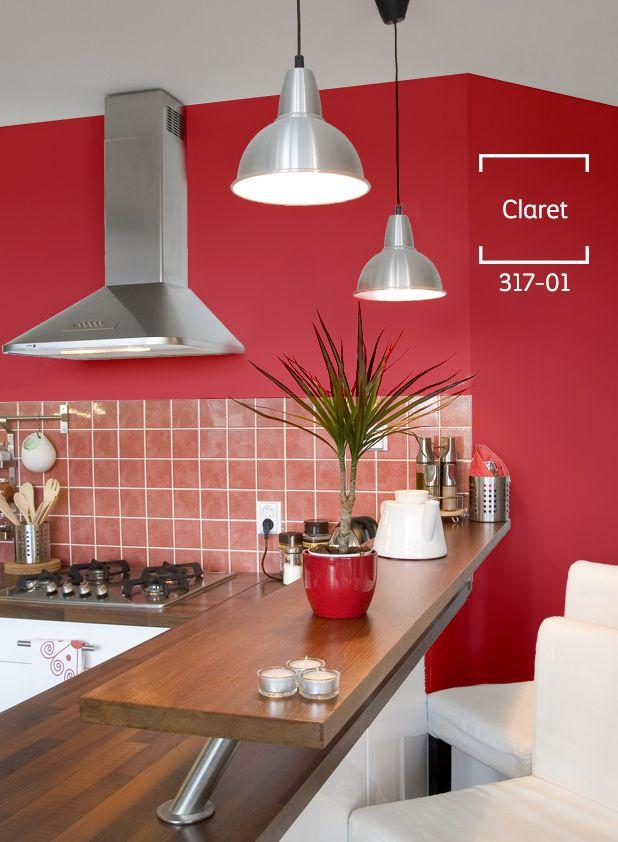 Acent a las paredes de tu lugar favorito con un tono for Gama de colores para interiores