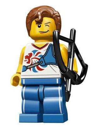 Olympics 2012 Team GB 1-9 - Agile Archer