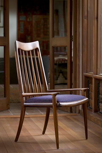 Image detail for -Sam Maloof Handcrafted Chair | PRODUCT/STUDIO PHOTOGRAPHY
