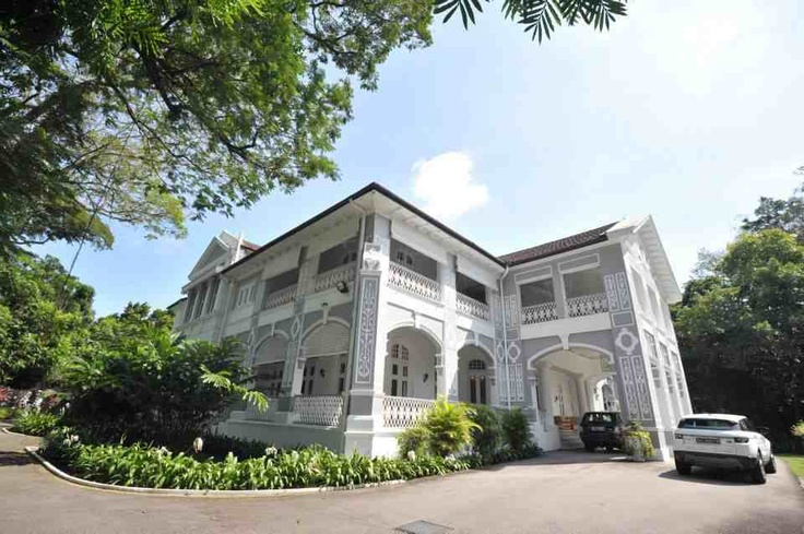 Eden House Singapore 2011